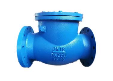 Heavy Duty Cast Iron Valve Durable Corrosion Resistant Long Working Life
